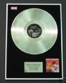 P.J PROBY -  LP  Platinum Disc -  I AM  P.J.PROBY